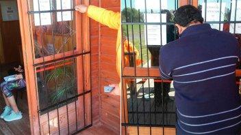 Tras vandalismo, arreglaron dependencias del Parque Nuevo