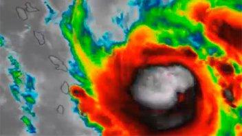 Aseguran que el huracán María ya causó otra