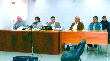 Escuela fumigada: la Fiscalía pidió un año y medio para los tres imputados
