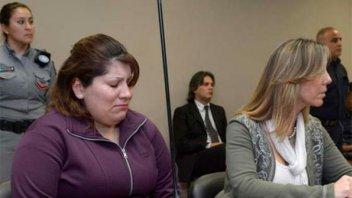 Asesinó a golpes a sus dos pequeñas hijas y fue condenada a prisión perpetua