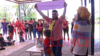 La escuela de sordos valoró la enseñanza de la lengua de señas argentinas