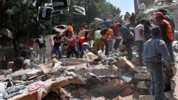 Terremoto en México: Por los sismos, evacuaron el consulado argentino
