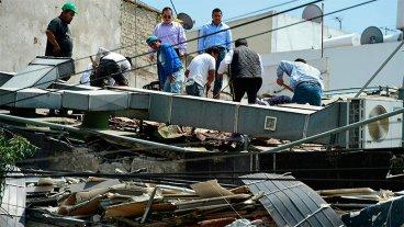 Confirman que hay un argentino muerto por el terremoto en México