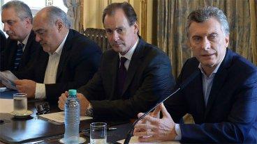 Bordet participó de la reunión de la Mesa Forestal que convocó el Presidente
