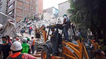 Ascendió a 324 el número de víctimas por el terremoto en México