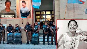 El juicio por el crimen de Micaela tendrá un fuerte operativo de seguridad