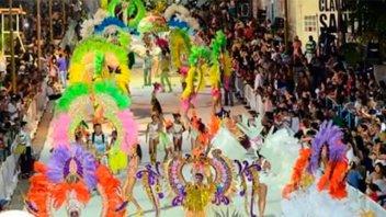 Ultiman detalles para el Carnaval de Federación