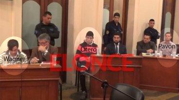 Balance de la primera jornada del juicio por el crimen de Micaela García