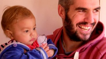 Milo, el niño que recibió parte del hígado de su tío, cumplió un año