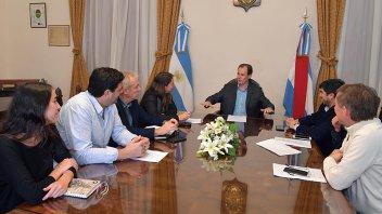 Bordet y referentes del turismo encaran trabajos para fortalecer el sector