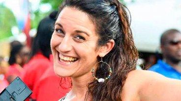 Apareció con vida la argentina buscada en Dominica tras el paso del huracán