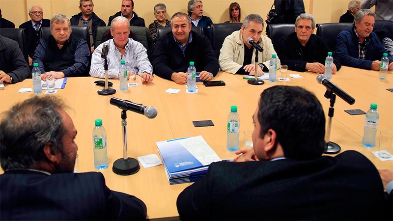 La CGT rechazó 14 artículos de la propuesta de reforma laboral