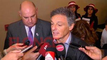 Cabrera felicitó a empresarios entrerrianos por mantener las fuentes laborales