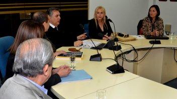 Expusieron estrategia de Entre Ríos ante la demanda del gobierno de Buenos Aires