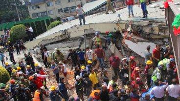 Identificaron al argentino muerto por el terremoto en México