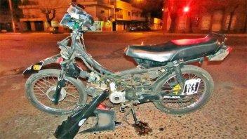 Se agrava el estado de salud del joven motociclista accidentado en Concordia