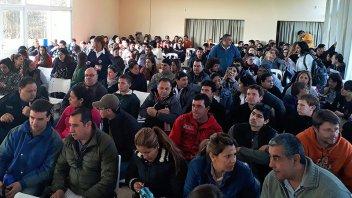 Se desarrolló en Gualeguaychú, el Congreso de Emergentología