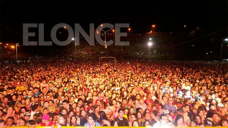 Una multitud vivó a todo ritmo y alegría la Fiesta de la Primavera en Paraná