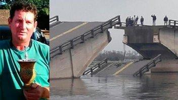 Cuatro policías serían imputados por tragedia en el puente caído en Ruta 12