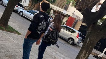 La foto de Julián Serrano, de paseo con ¿su nueva novia?
