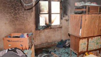 Niño rompió una ventana y rescató a sus hermanitos de un incendio