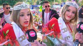 Fiesta de la Primavera: Paraná tiene nueva soberana