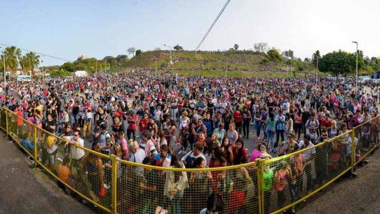 Desde las 14 habrá música para empezar a vivir la Fiesta de la Primavera