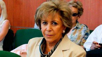 Récord de juicios por corrupción y momentos polémicos de María Julia Alsogaray
