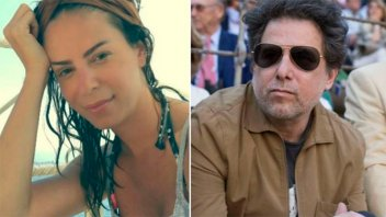 El fogoso romance de Andrés Calamaro con Marianela Mirra