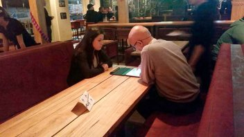 AFIP detectó  empleo irregular en bares y restaurantes de Buenos Aires