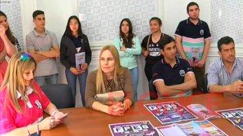 Lanzaron la Fiesta Provincial del Estudiante Secundario de Villaguay