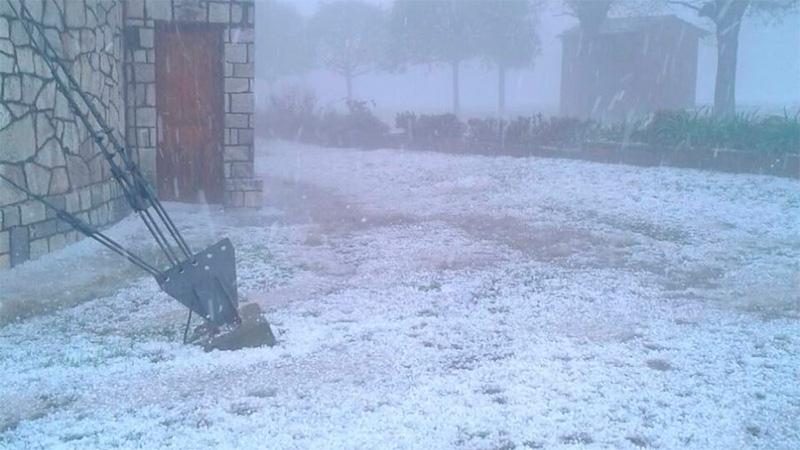 Se registra lluvia generalizada en la Ciudad de México