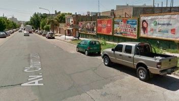 Depravado intentó sobrepasarse con una niña que esperaba el colectivo en Paraná