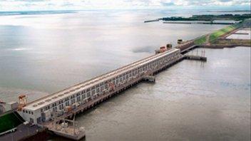 Yacyretá registró en diciembre un récord de producción de electricidad
