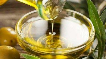 Prohibieron la venta de una marca de aceite de oliva