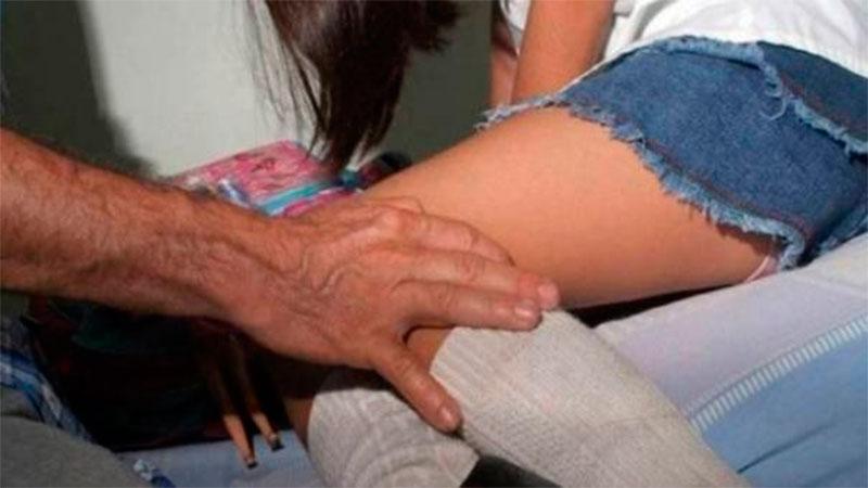 Niñas graban violación para denunciar al agresor