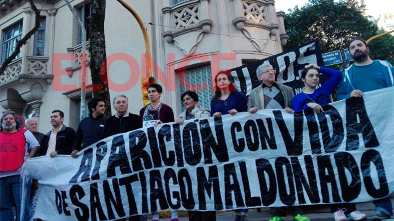Sergio Maldonado a Santiago: