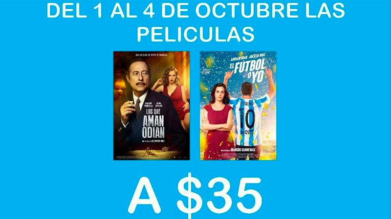 Una semana para disfrutar del cine argentino