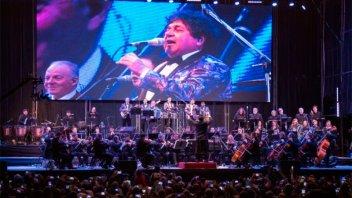 Los Palmeras junto con la Filarmónica se presentarán en Paraná