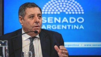 De Angeli lamentó las expresiones de Cristina Fernández