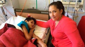 Tristeza: Murió el nene correntino al que le negaron un trasplante de corazón
