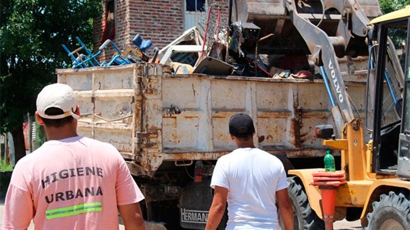 Gualeguaychú genera casi 70 toneladas de basura por día