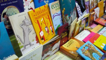Cuenta regresiva para la Feria del Libro: Más de 76 stands y 45 expositores