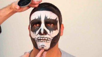Palpitando la FDD: Cómo hacer un maquillaje artístico en casa