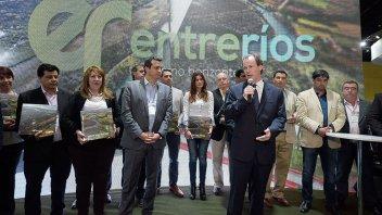 Entre Ríos se prepara para su participación en la Feria Internacional de Turismo