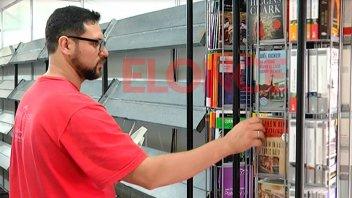 Ultiman detalles para la inauguración de la Feria del Libro