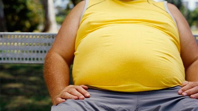 Argentina tiene la mayor proporción de hombres adultos obesos de Latinoamérica