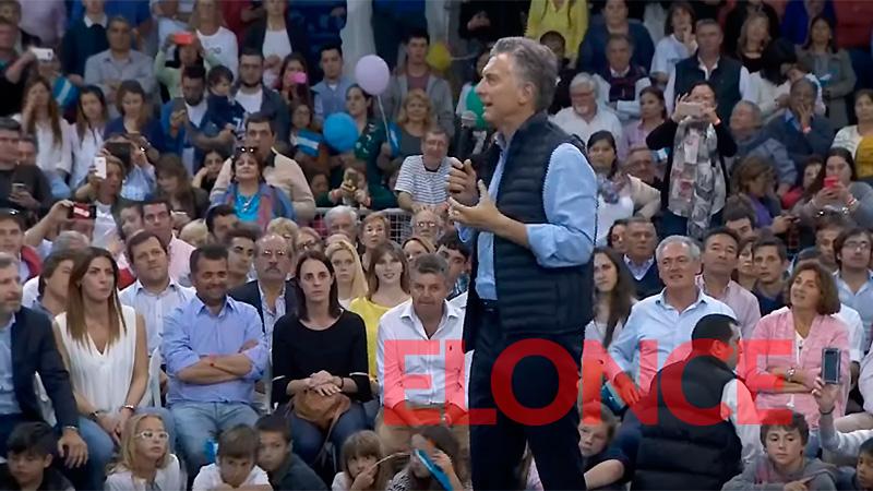 En Entre Ríos, Mauricio Macri afirmó que