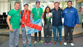 Juegos Evita: Llegaron las primeras medallas para Entre Ríos