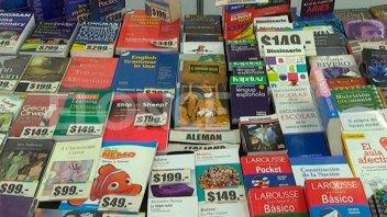 Hasta el domingo se puede recorrer la Feria del Libro de Paraná